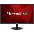 "Viewsonic 23.6"" VA2403-MH VA SuperClear, 1920x1080, 5ms, 250cd/m2, 178°/178°, 50M:1, D-Sub, HDMI, колонки, Tilt, VESA, Black"