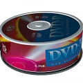 VS Диски DVD-R VS 16x 4.7Gb Shrink/25 модель ДИСКИ DVD-R 16X 4.7GB SHRINK/25