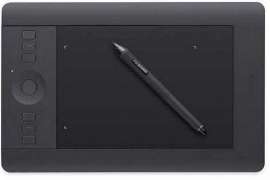 Графический планшет Wacom Intuos Pro Small PTH-451-RU-PL + Corel Painter 2016