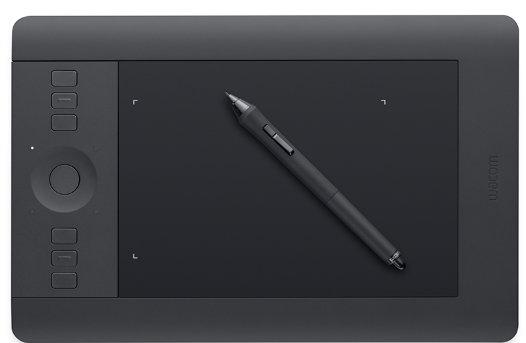 Графический планшет Wacom Intuos Pro Small PTH-451-RUPL + Corel Painter 2018