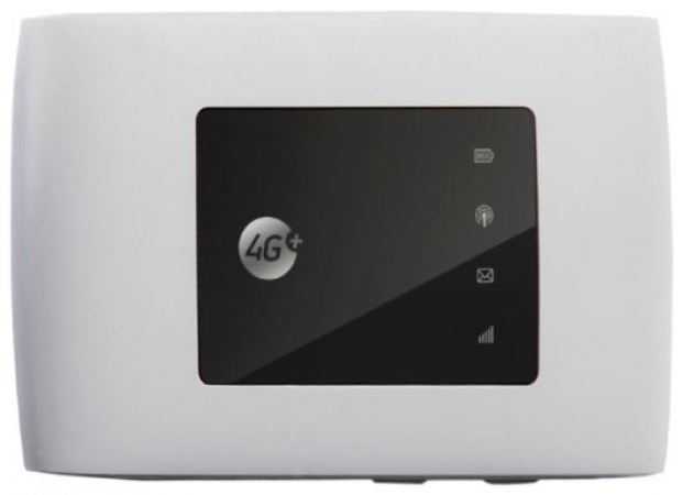 Модем 4G ZTE MF920 USB Wi-Fi VPN Firewall + Router внешний белый